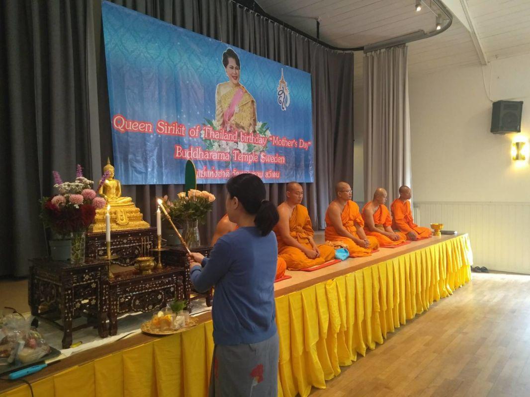 August 2019 – Royal Thai Embassy Stockholm