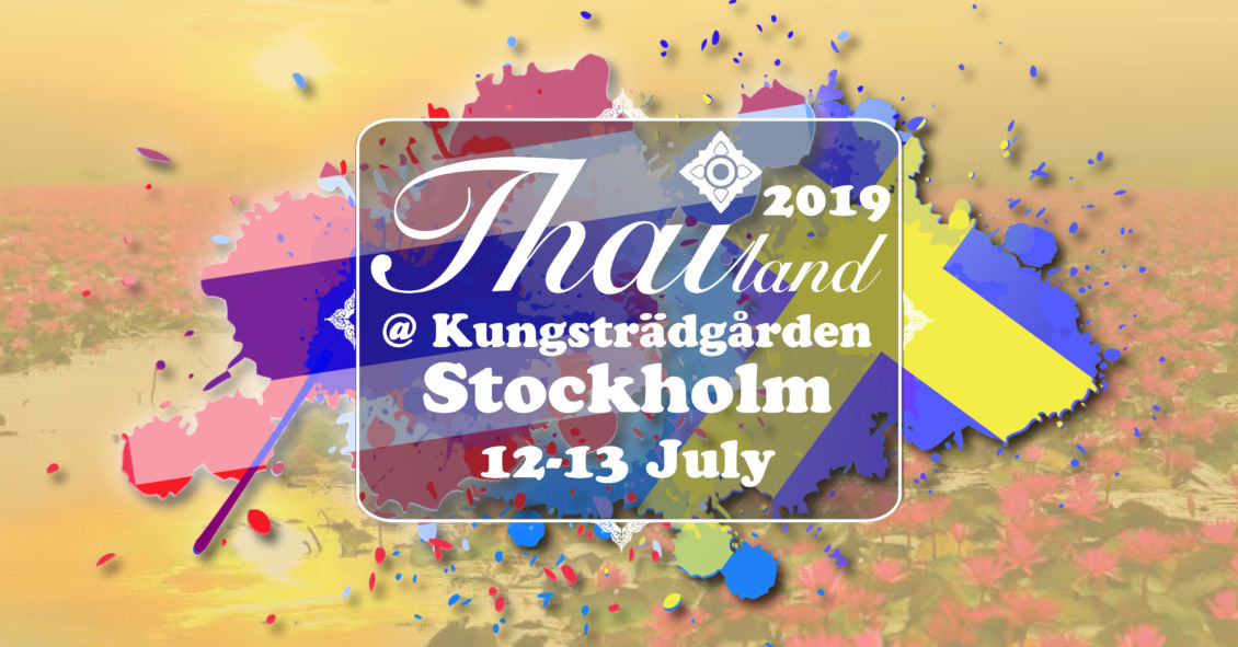Thaifest Poster